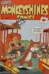 Cover For Monkeyshines Comics 27