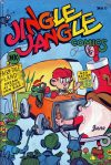 Cover For Jingle Jangle Comics 15