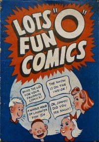 Large Thumbnail For Lots 'O' Fun Comics