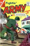 Cover For Fightin' Army 54