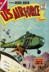 Cover For U.S. Air Force Comics 28