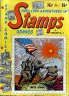 Cover For Stamp Comics 3