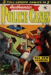 Cover For Authentic Police Cases 27
