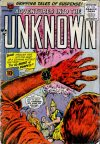 Cover For Adventures into the Unknown 84