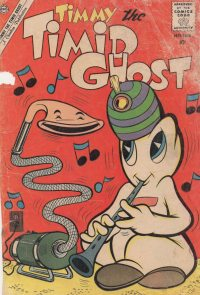 Large Thumbnail For Timmy the Timid Ghost #24