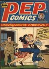 Cover For Pep Comics 62