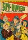 Cover For Spy Hunters 8