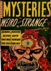 Cover For Mysteries Weird and Strange 7