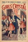 Cover For Girls' Crystal 184