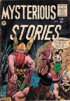 Cover For Mysterious Stories 5