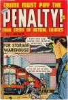 Cover For Crime Must Pay the Penalty 22