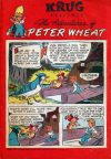 Cover For The Adventures of Peter Wheat 53