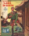 Cover For Sexton Blake Library S3 245 The Mystery of the Girl in Green