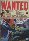 Cover For Wanted Comics 17