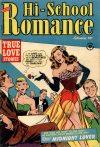Cover For Hi School Romance 13