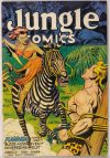 Cover For Jungle Comics 89