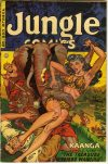 Cover For Jungle Comics 147