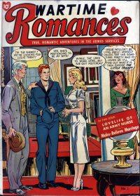 Large Thumbnail For Wartime Romances #1
