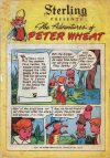 Cover For The Adventures of Peter Wheat 28
