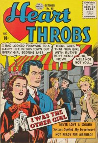 Large Thumbnail For Heart Throbs 45