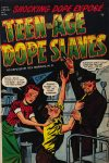 Cover For Harvey Comics Library 1 - Teen-Age Dope Slaves