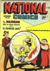 Cover For National Comics 63