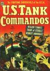 Cover For U.S. Tank Commandos 3