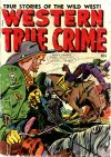 Cover For Western True Crime 4