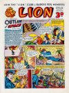 Cover For Lion 3