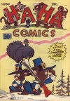 Cover For Ha Ha Comics 60