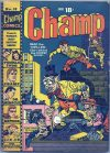 Cover For Champ Comics 19