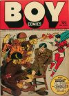 Cover For Boy Comics 12