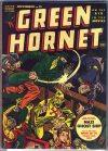 Cover For Green Hornet Comics 15
