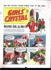 Cover For Girls' Crystal 1045