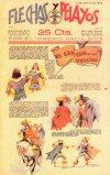 Cover For Flechas y pelayos 27