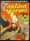 Cover For Captain Marvel Adventures 13