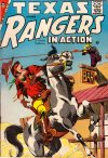 Cover For Texas Rangers in Action 14