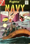 Cover For Fightin' Navy 110