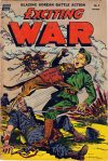 Cover For Exciting War 9