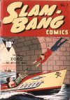 Cover For Slam Bang Comics 7 (fiche)