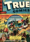 Cover For True Comics 21