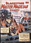 Cover For Blackstone Master Magician Comics 3