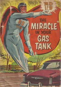 Large Thumbnail For Sinclair Oil RD 119: The Miracle in your Gas Tank