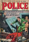 Cover For Police Comics 120