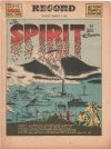 Cover For The Spirit (1941 3 9) Philadelphia Record