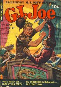 Large Thumbnail For G.I. Joe #31