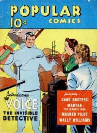 Large Thumbnail For Popular Comics #53