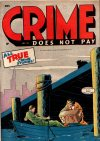 Cover For Crime Does Not Pay 39