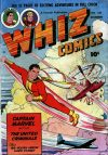 Cover For Whiz Comics 128