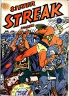 Cover For Silver Streak Comics 22